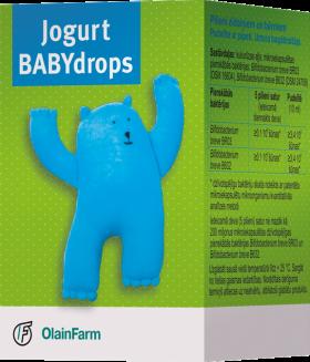 Jogurt Babydrops